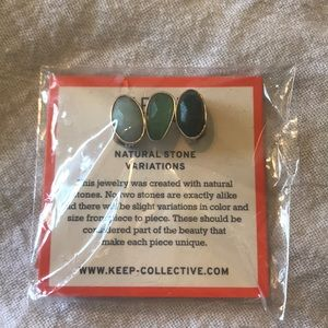 Better Together Stones Charm by KEEP Collective